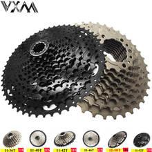 VXM Bicycle Freewheel MTB Freewheel Card Type Flywheel 11 Speeds 11-36T/40T/42T/46T/50T/52T MTB Cassette Freewheel Bicycle Parts original deore xt cs m8000 bike bicycle freewheel cassette mtb 11s 11 40t 11 42t 11 46t