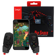 Gamepad controle android iPega 9055 PG-9055 Draadloze Bluetooth Game controller Gamepad Joystick Voor iPhone & iPad Android PC(China)