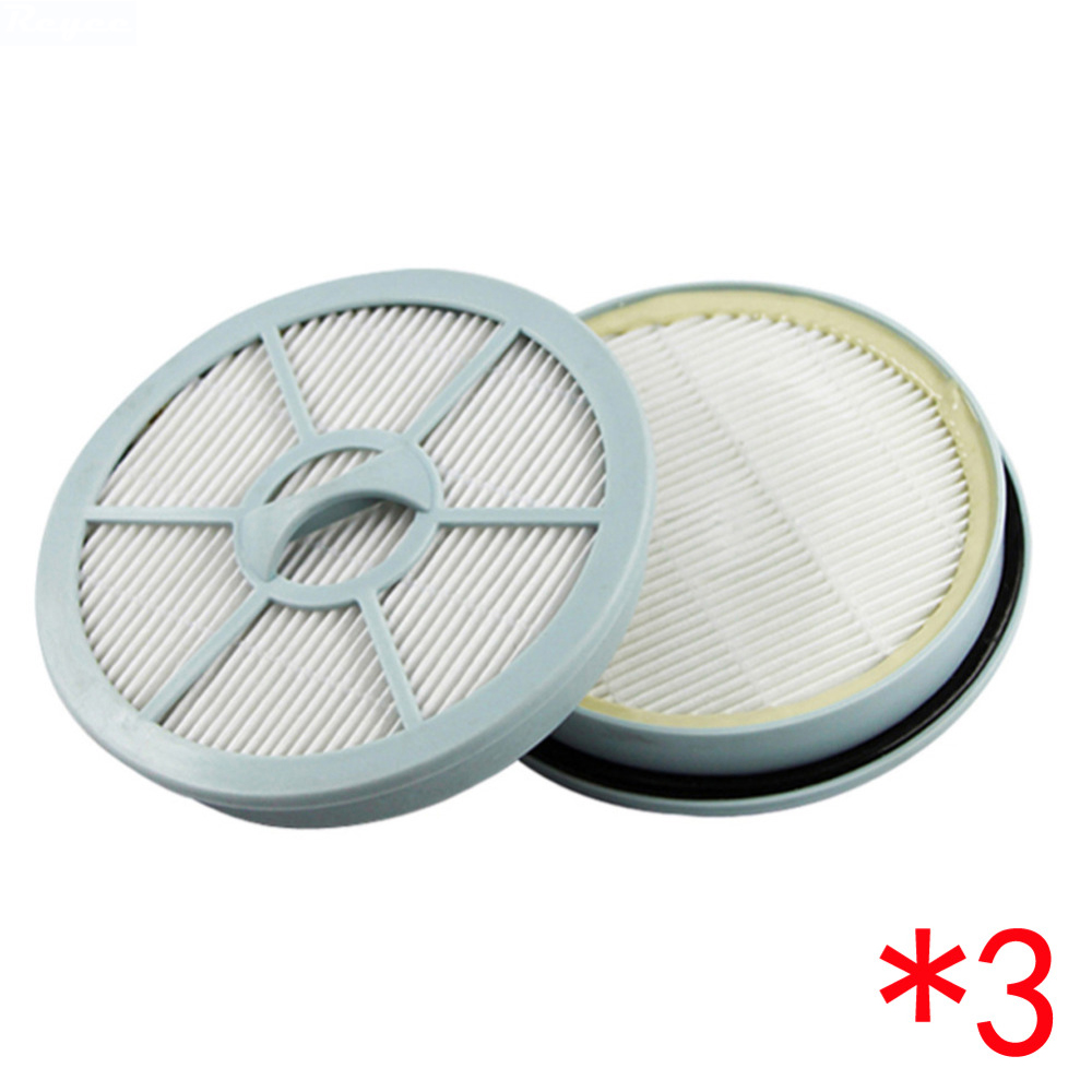 3 Pcs New Filter Cover Vacuum Cleaner Accessories Parts HEPA H12 for  Philips FC8264 FC8262 FC8260 FC8208 FC8256  Free shipping