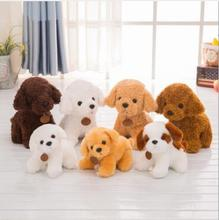 WYZHY Teddy dog plush doll creative cute sofa bedroom decoration to send friends children gifts