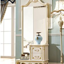 Роскошная мебель французский туалетный столик зеркало для спальни набор penteadeira mesa dormitorio toaletka