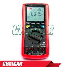 Wholesale prices UNI-T UT70C LCD Digital Multi-purpose Meter Multimeters Volt Amp Ohm Capacitance Tester UT-70C