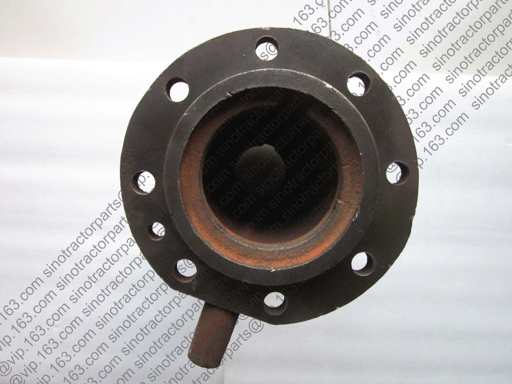 JINMA 454 tractor parts,the Differential Axle Housing, part number: 304.31.105-2  shenniu tractor parts the sn250 sn254 differential axle part number 25 39 103