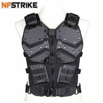 NFSTRIKE Kong Kim военные тактические части 600D нейлон для страйкбола военный Пейнтбол Тактические аксессуары-черный