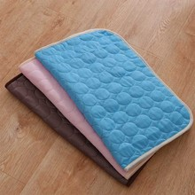 Summer Pet Mat Comfort Help Sleep Rest Ice Pad Dog Cool Cat Nest Wool Products