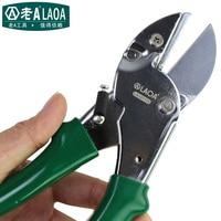 LAOA 8 Pruning Shears SK5 Gardening Scissors For Household And Garden Shears Cutting Range 15mm 20mm