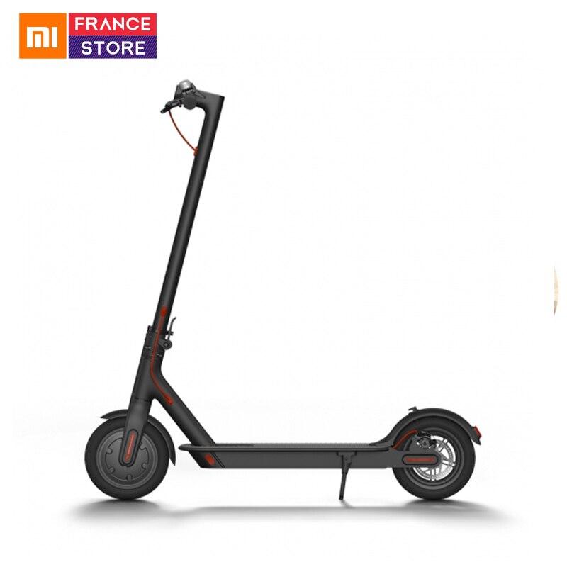 Originale Xiaomi Scooter M365 Norma Mijia 2 Ruote Smart Scooter Elettrico Skateboard Adulto Mini Bici Pieghevole Hoverboard 30 km con APP
