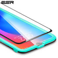 ESR Tempered Glass for Xiaomi mi 9 Screen Protector 9H Anti Blue-ray Full Cover 3D Full Coverage Protective Glass for Xiaomi 9