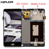 For Oneplus 3T Lcd Screen 100 Tested High Quality LCD Display Touch Screen Replacement For Oneplus