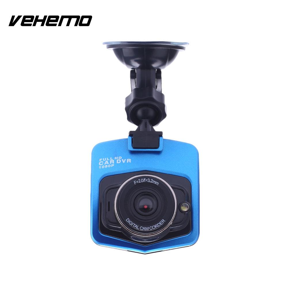 Vehemo Weitwinkel Camcorder DVR Automobil Dash Cam Smart Video Recorder Durable Auto Power-Off