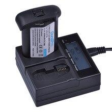 1 шт. 3200 мАч LP-E4 LP E4 LP-E4N батарея для камеры+ ЖК быстрое зарядное устройство для Canon EOS 1D Mark III, EOS-1D Mark IV, EOS 1Ds Mark III