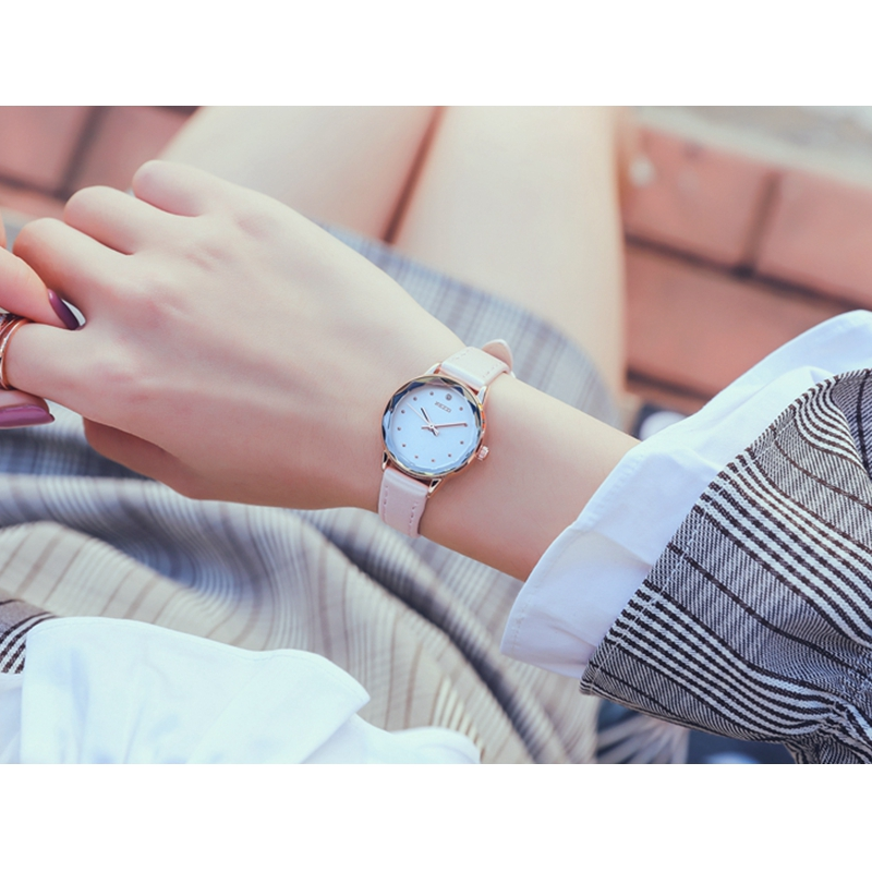 KEZZI montre femme liten klocka mode diamant klocka klockor kvinnor - Damklockor - Foto 4