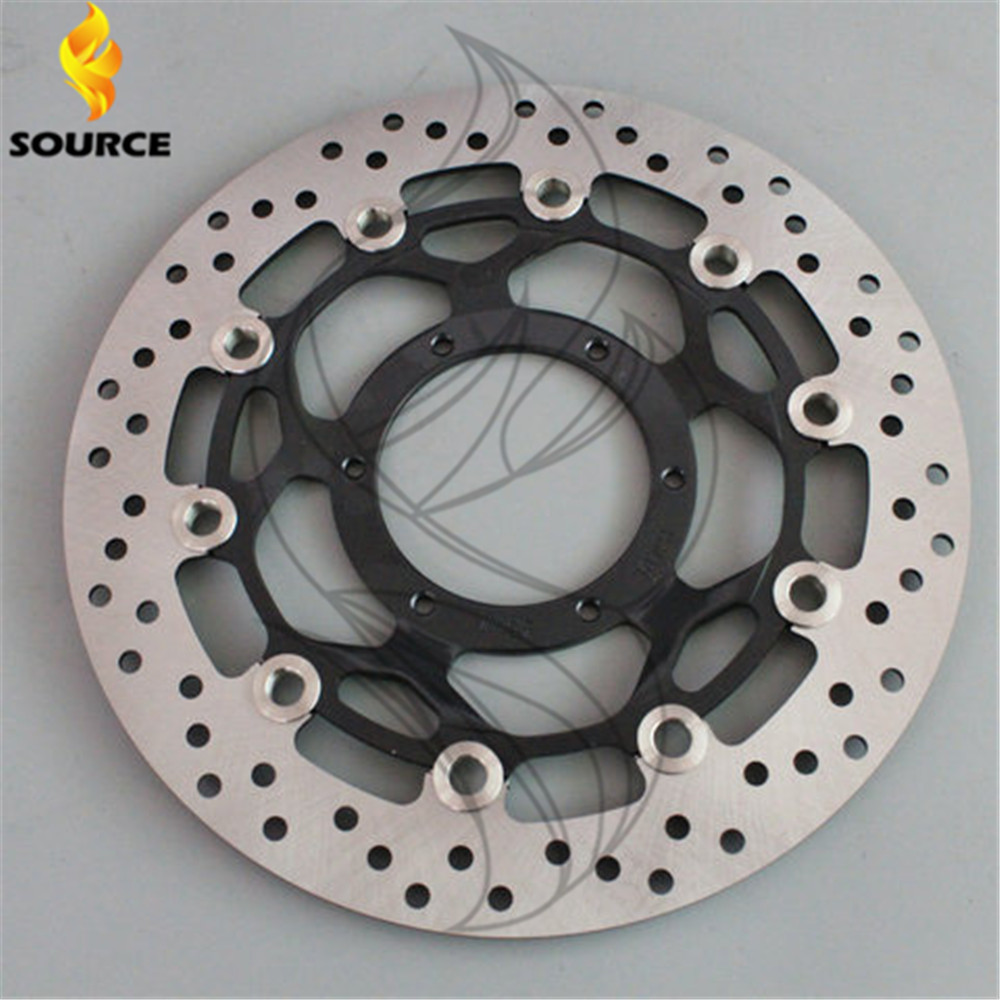 Front Brake Disc Rotor motorcycle parts  For Honda CBR600RR 2003 2004 2005 2006 2007 2008 2009 2010 2011 2012 2013 2014 aftermarket free shipping motorcycle parts black chain guards cover for honda 2004 2005 2006 2007 cbr 1000rr