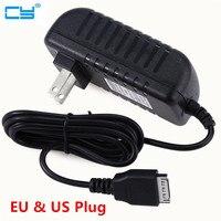 높은 품질의 새로운 여행 휴대용 AC 벽 충전기 EU 및 미국 플러그 HP 슬레이트 500 HP 슬레이트 2 태블릿 19 볼트 1.58A