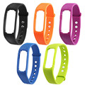 ID107 Smart Bracelet Smart Band Strap Replacement Silicone BELT 5 Colors Accessories for id 107 Smartband