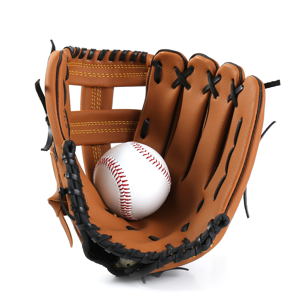 Methodisch Im Freien Sport Baseball Handschuh Softball Praxis Ausrüstung Infield Krug Baseball Handschuhe Leder Braun Ausbildung Softball Handschuhe Einfach Zu Reparieren Sport Zubehör Sporthandschuhe