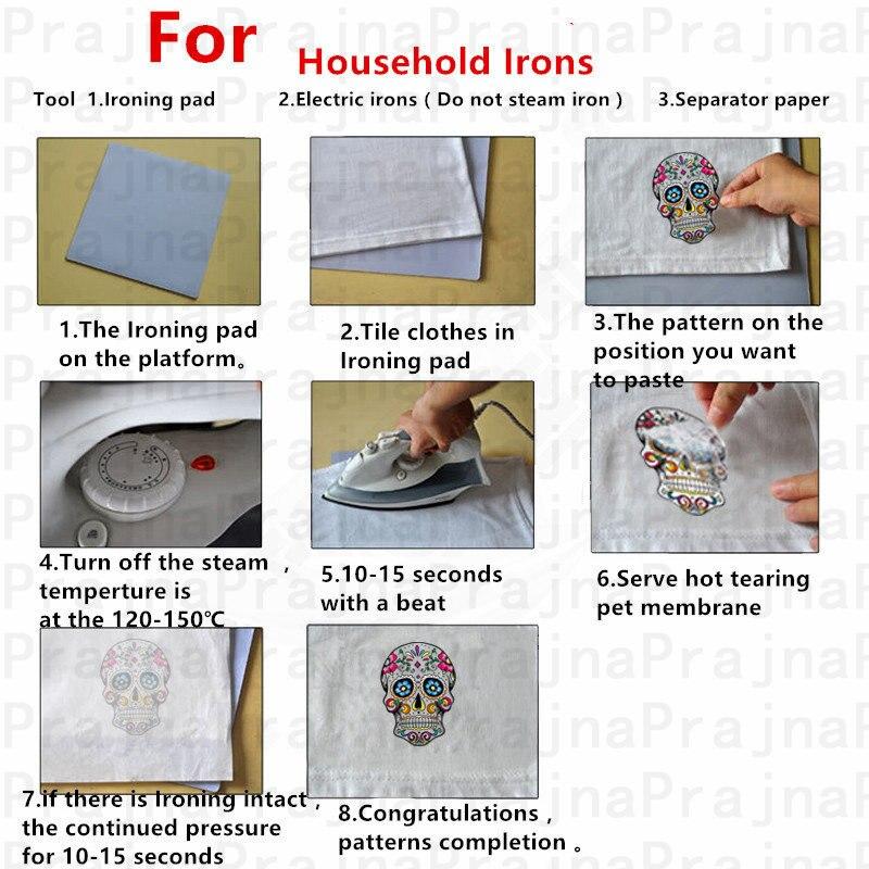 烫画使用方法