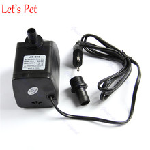 220V 20W 1000L/H Brushless Submersible Fountain Water Pump Submersible Pump Aquarium Pro Water Pump EU Plug