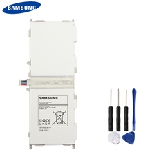 цены на Original Samsung Tablet Battery EB-BT530FBU EB-BT530FBC For Samsung GALAXY Tab4 Tab 4 SM-T530 T531 T535 T537 T533 T535 6800mAh  в интернет-магазинах