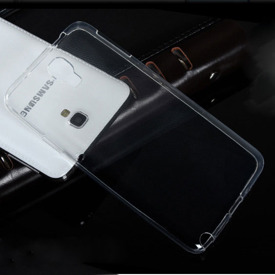 Ultra Thin Soft TPU Transparent Silicone Clear Case Cover for Samsung Galaxy Note 3 Neo /SM-N750/N7505