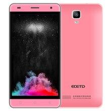 Смартфон ecetd ET600 китайский сотовый телефон легкий вес 4 г LTE 500 Вт камеры 2600 мАч большой аккумулятор с внешними пространство