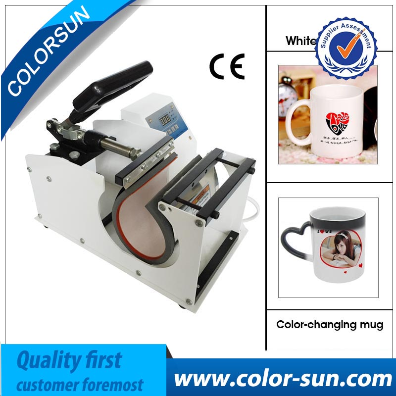 Digital Cup Mug Heat Press Transfer Machine Sublimation Coffee Mug Printing 110V or 220V blue french horn ceramic mug how i met your mother inspired coffee mug tv coffee cup anniversary gift