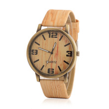 hot deal buy new fashion creative women wooden watches for women brand girl ladies dress watches nations quartz watch men relogio masculino