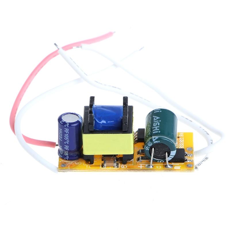 300mA 4-7x1W Led Driver 4-7W Power Supply AC 85 V ~ 265 V 110 V 220 V For Light