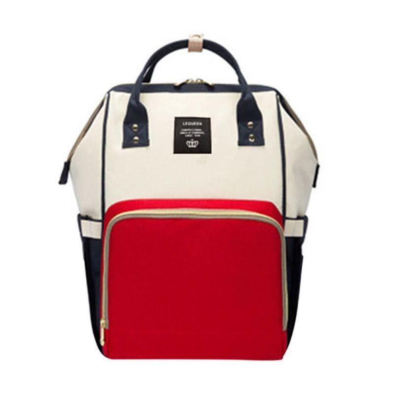 Mummy Maternity Diaper Bag Large Capacity Travel Baby Backpack Designer Nursing Bag For Baby Care Diaper Bag 5