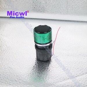 Image 2 - MICWL T47C cartouche de micro dynamique de remplacement pour système de Microphone filaire sans fil
