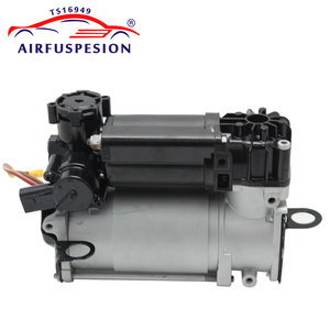 Image 2 - אוויר Supension מדחס משאבת לאאודי A6 C5 4B Allroad Quattro פנאומטי 4Z7616007 4Z7616007A 8W1Z5319A 2000 2006