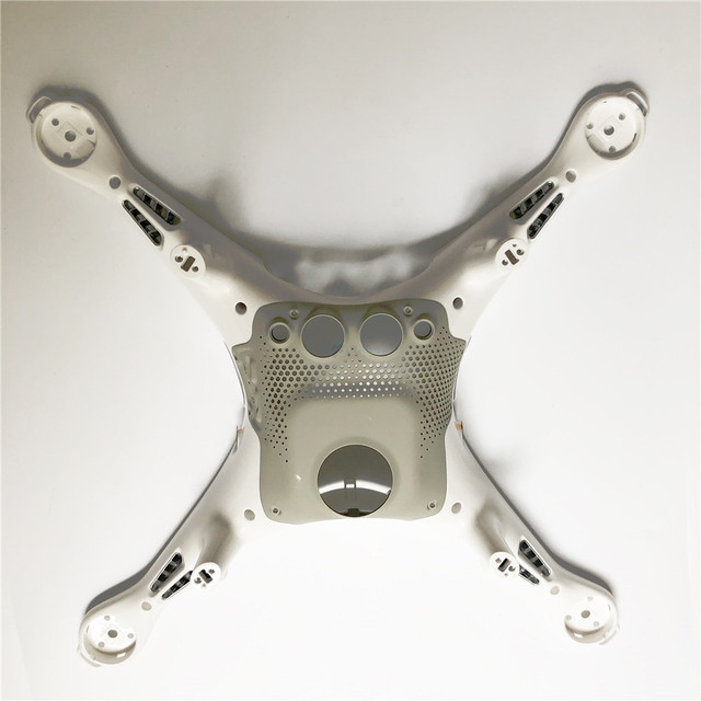 Carcasa inferior para DJI Phantom 4 /4 PRO cuerpo de Dron P4 piezas de repuesto profesionales