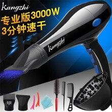 KZ5886-4,Free shipping,Hair Dryer Motor,Low Noise Electric Handle Hair Dryer Black Professional Blow Dryer Bathroom Equipment