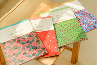 Vintage Cute Fresh Natural Series Letter Paper Set Note Paper Love Letter Stationery Fashion Gift