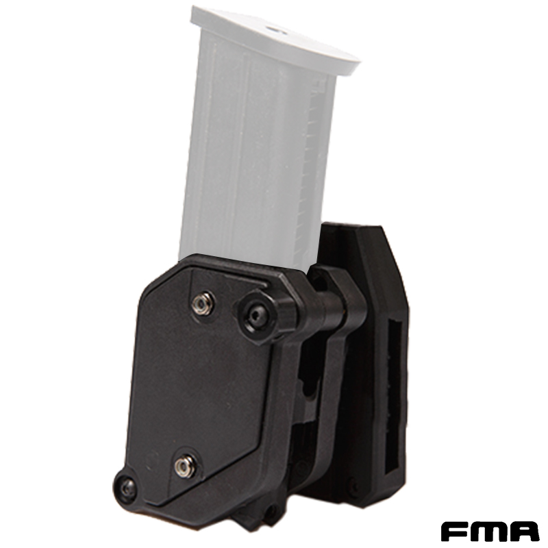 FMA IPSC Multi-angle Speed Magazine Pouch Adjustment Speed Shooter's Pistol Pouch Multi-Angle Speed Airsoft Gear Mag Holster