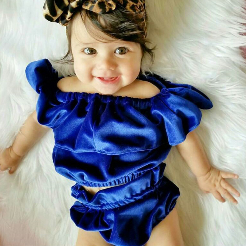 Aliexpress Com Buy 2018 Velvet Bright Color Baby Infant