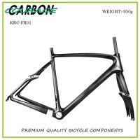2017 New Model Carbon Frame Carbon Road Bicycle Frame On Sale For Road Bike