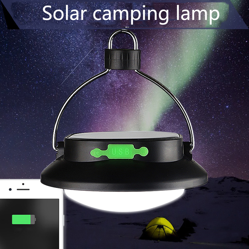 Portable Solar Power LED Bulb Lamp Solar panel Applicable Outdoor Lighting Camp Tent Fishing Lamp,Garden Light Outdoor Light