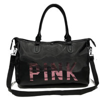 c204d9e33c2 Popular Pink Duffle Bag-Buy Cheap Pink Duffle Bag lots from China Pink  Duffle Bag suppliers on Aliexpress.com