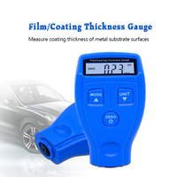 New Thickness Gauge Digital Coating Thickness Car Painting Meter paint thickness meter Measurement ranges 0 ~1.80mm