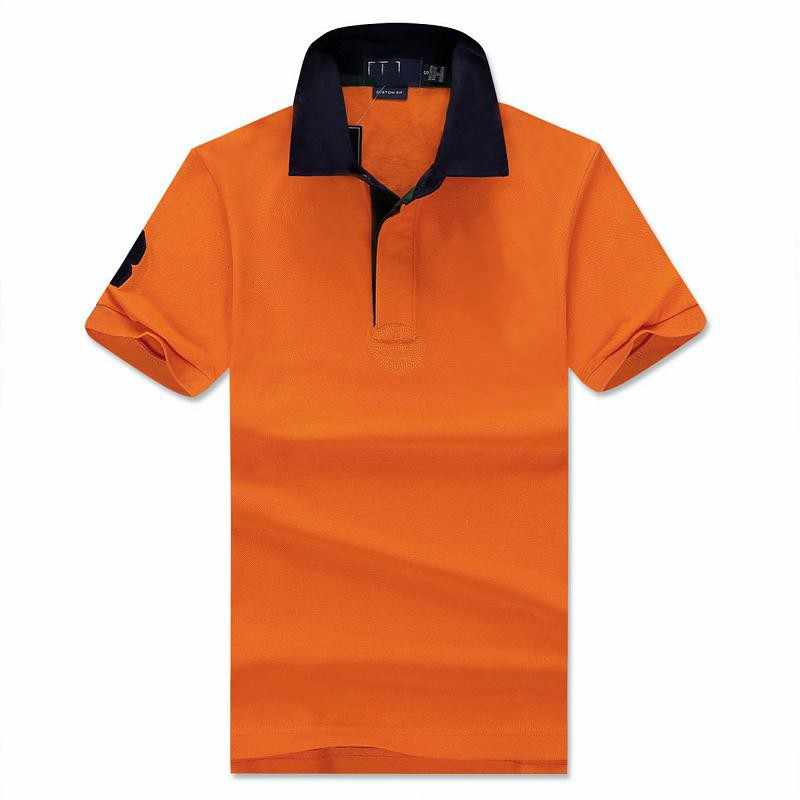 Aliexpress.com  Buy 2016 New Solid Polo Shirt Men Classic Slim camisa polo Short sleeve mens polo shirt brands polo ralphmen horse from Reliable polo shirt polo suppliers on Mystery Costumes(11)