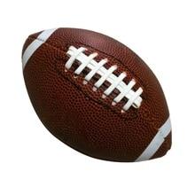 Малыш Мини регби, Футбол Дети Открытый Спорт Американский милый ученик тренировочный мяч подарок на день рождения игрушка