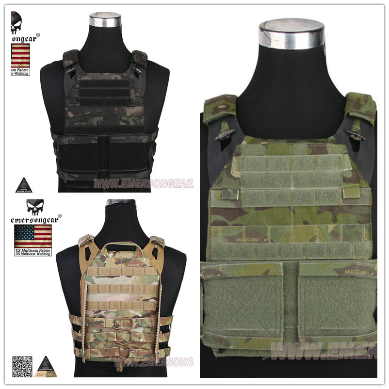 EMERSON CRYE PRECISION JPC 2 0 Jumpable Plate Carrier Size Medium in MCBK MCAD BRAND NEW
