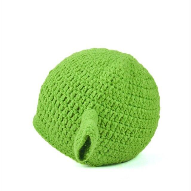 Tienda Online Novedad lindo monstruo Shrek Beanies hombres sombreros ...