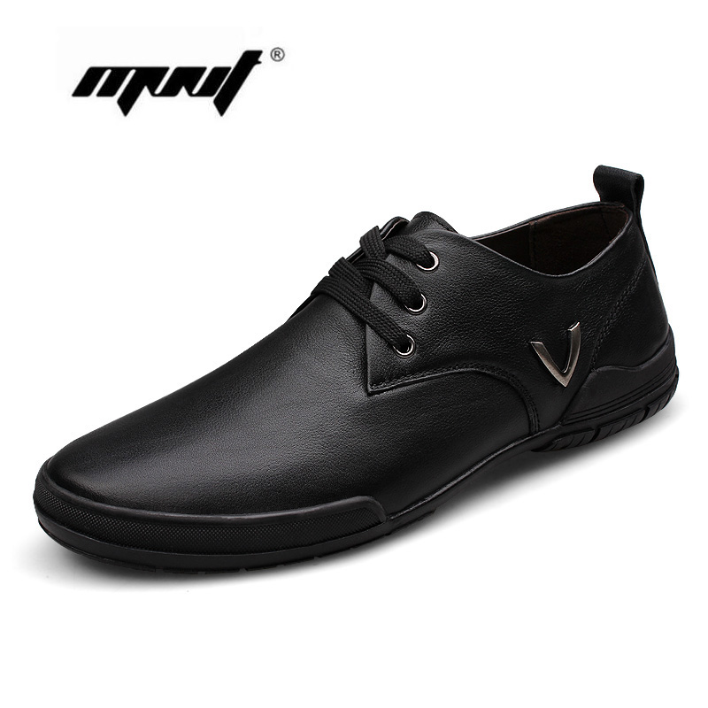 Hot sale ! Best quality 100% leather men casual shoes soft leather flats shoes plus size comfortable fashion loafers shoes