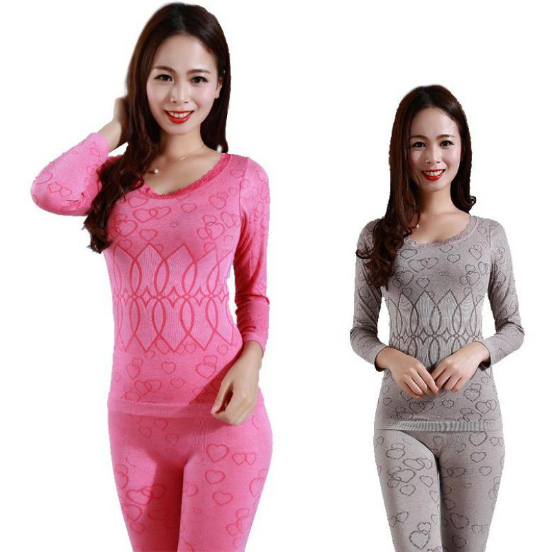 Popular Women's Thermal Underwear-Buy Cheap Women's ...