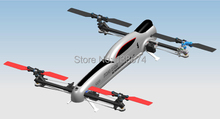 WLtoys V383 500 Electric 3D 2.4G 6CH 6 axis RC Quadcopter Drone