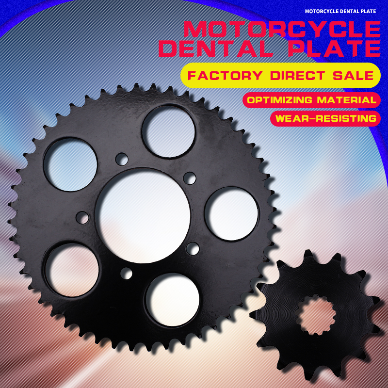 Motorcycle Accessories A set Front and Rear Sprocket Chain For SUZUKI GSF250 GSF400 73A 74A 75A 76A 79A Bandits 250 400