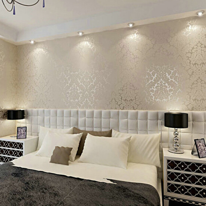 Wallpaper for bedroom walls picture more detailed for 3d wallpaper waterproof