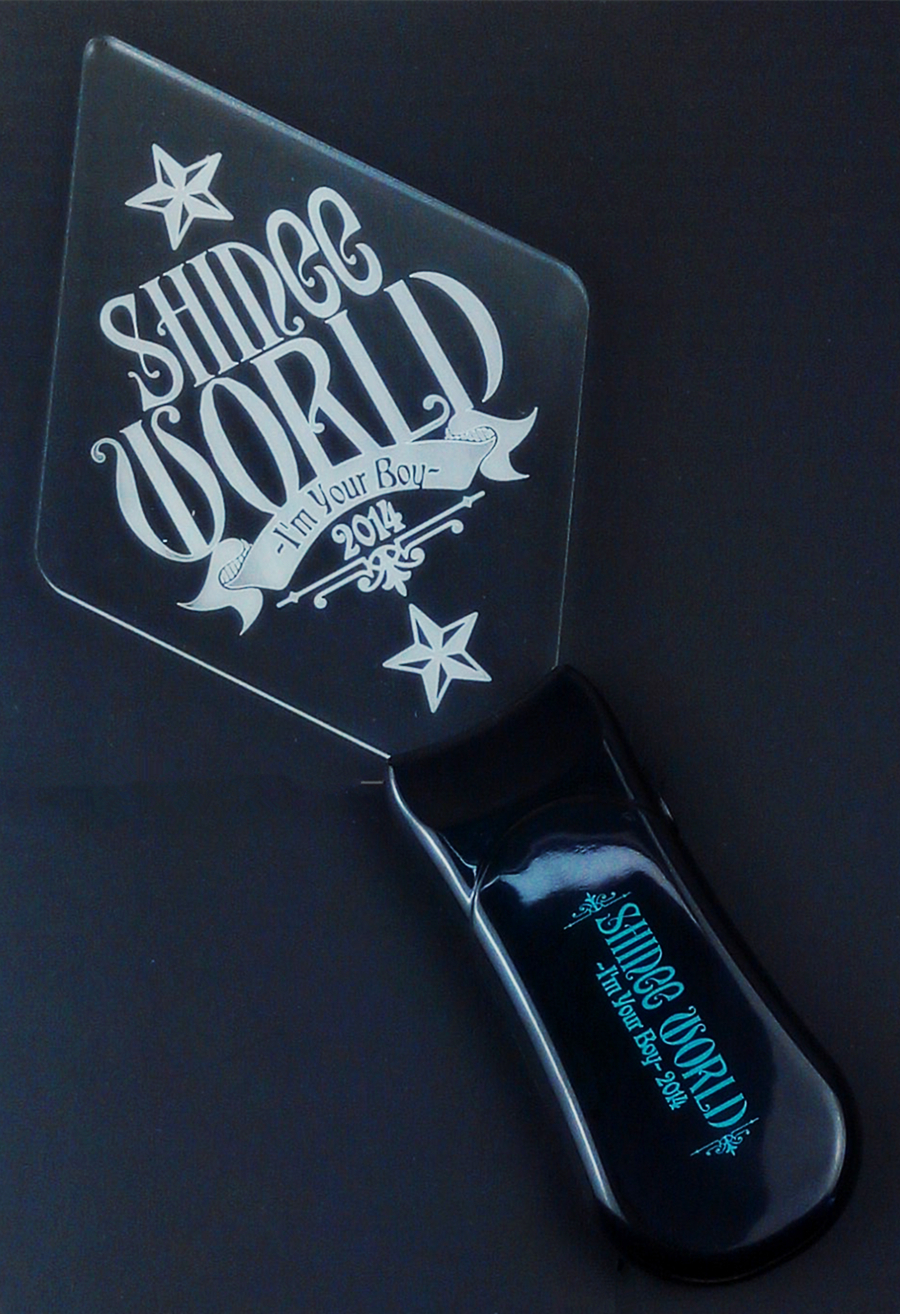 Offical Genuine] SHINee lightstick shinee world Tae Min Ho KEY ... for Light Stick Shinee  568zmd